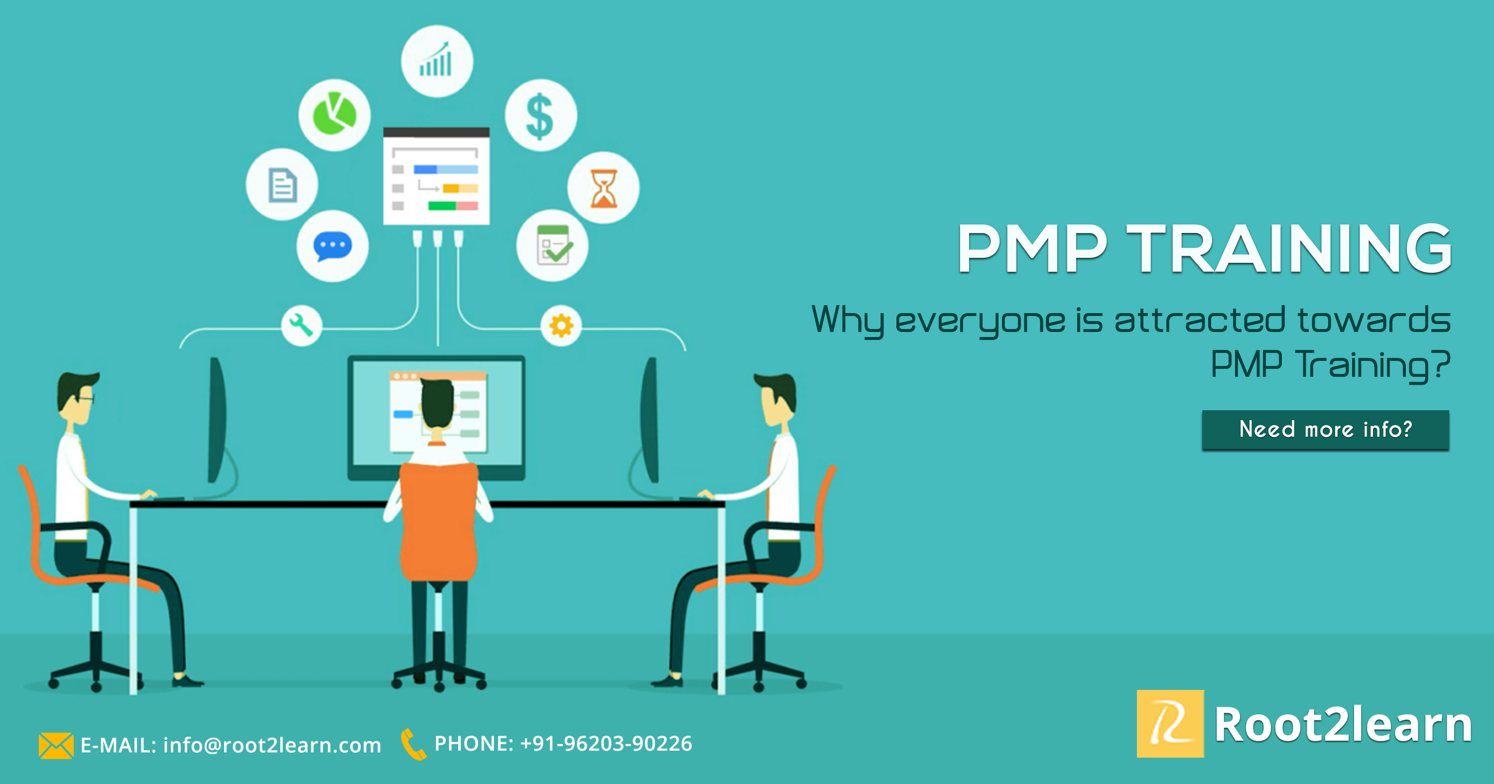 Why Everyone Is Attracted Towards Pmp Certification Training