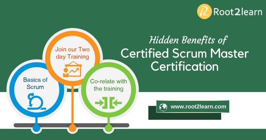 Hidden Benefits Of Certified Scrum Master Certification Training